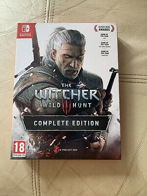The Witcher III 3 Wild Hunt Complete Edition - Nintendo Switch