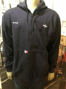 New Big Bill FR Fire Resistant Navy Blue Hoodie Large