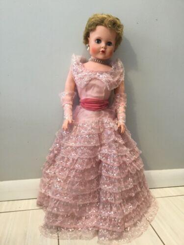 Vintage 1950s doll Manco 29