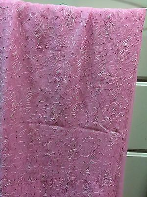 Thread Very Light - Designer Saree PURE Chiffon With Silk Thread Embroidery unique Saree Very Light