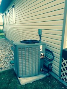 Furnace, Air Conditioner Carrier/Lennox