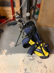 Loco youth right handed golf clubs