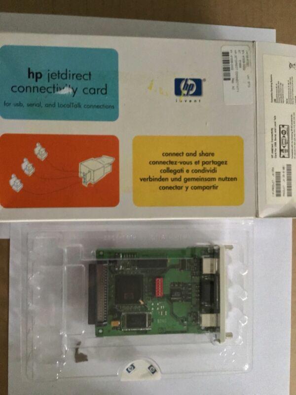 J4135A JETDIRECT USB CONNECTIVITY CARD