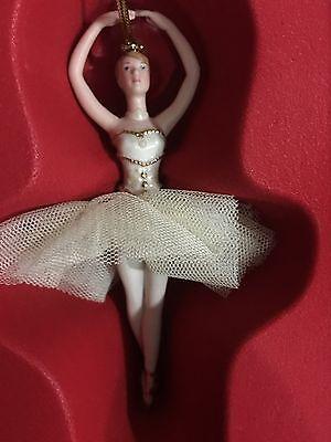Lenox American by Design Ballerina Ornament SKU 856488