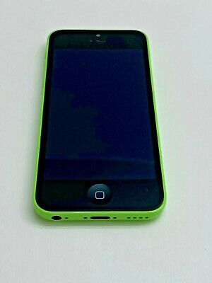 Apple iPhone 5c - 16GB - Green (Unlocked/All Carriers) A1532 (CDMA + GSM)