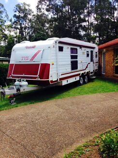 For Sale - 22' Roadstar Voyager Caravan