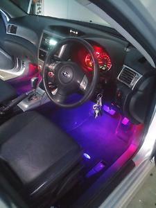 Subaru Impreza RS 2010 Hatchback Edmondson Park Liverpool Area Preview