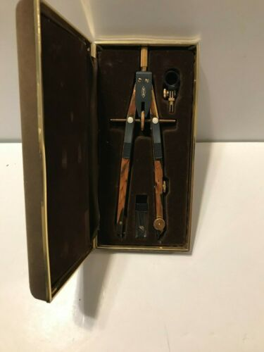 Vintage Alvin Compass Drafting Tool Made in Germany