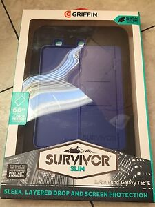 Bnib griffin survivor slim samsung galaxy tab e