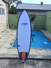 Hypto Krypto Surfboard - Hayden Shape 6ft Merewether Newcastle Area Preview