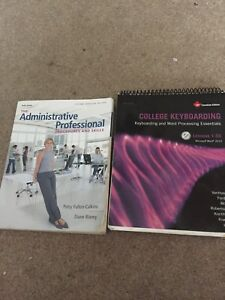 St. Clair college office administration books