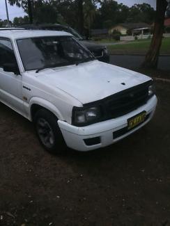 Mazda bravo 97