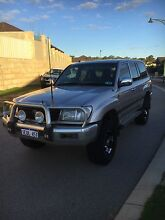 2001 Toyota Landcruiser 100 series Ashby Wanneroo Area Preview