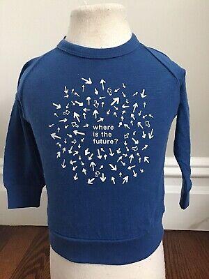 Imps And Elfs Sweatshirt 6/9m Nwt