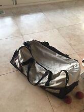 Cricket Set! - Bag, Pads, Gloves, Jumper - Large, Thigh Pad Balwyn Boroondara Area Preview