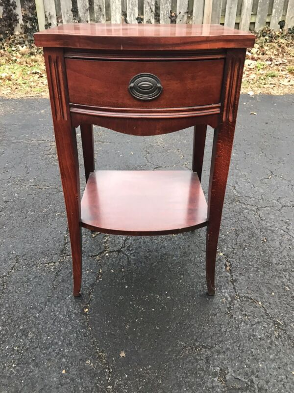Mengel Furniture Vintage Nightstand