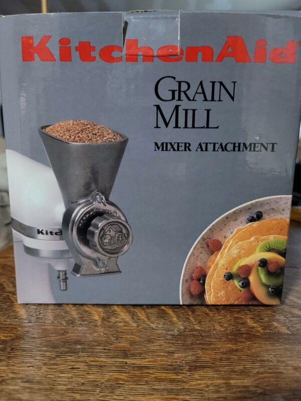 KitchenAid GRAIN MILL MIXER ATTACHMENT Model GMA