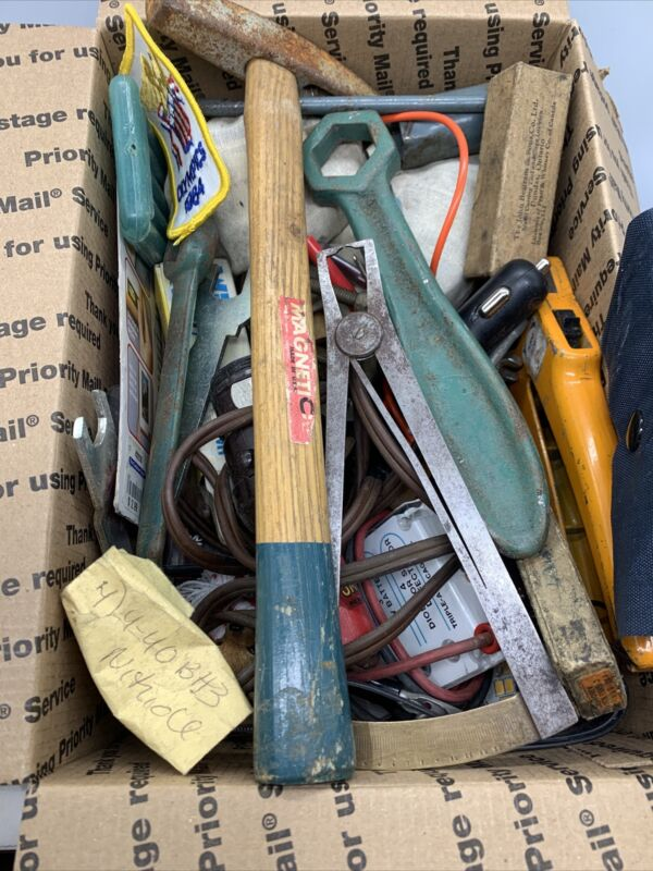 Resale Lot-Misc Lot-Tools etc.