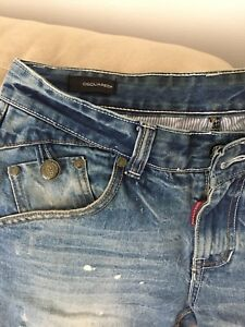 Dsquared jeans short men's