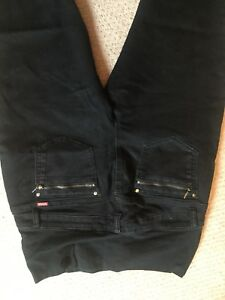 STONY PLAIN: 2 XL Maternity Jeans