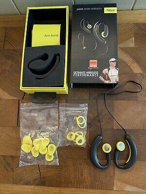 Jabra Bluetooth Sport Wireless Headphones