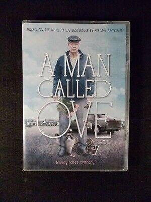 A Man Called Ove (DVD, 2016) Rolf Lassgard