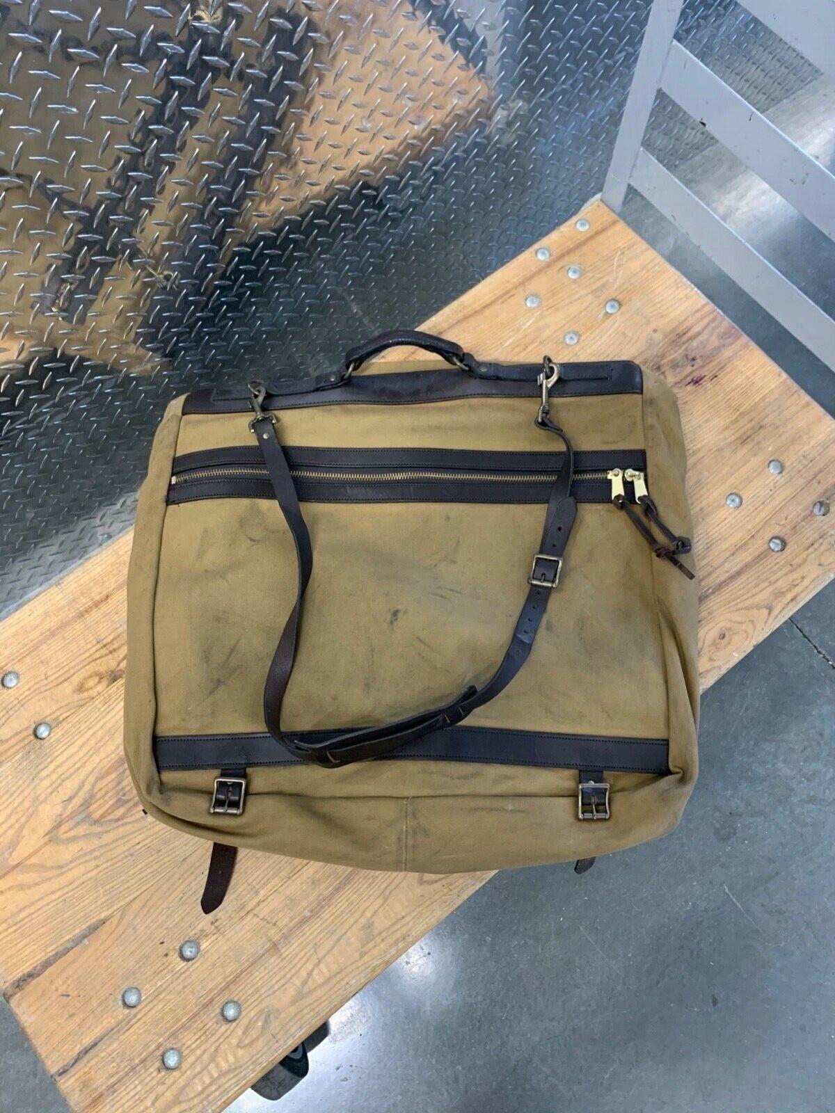 Filson 70270 44 x24 x5 Garment Bags - Tan - $200.00