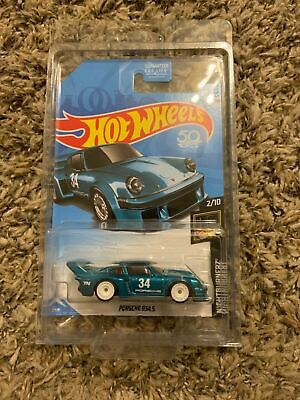 $RARE$ 2018 Hotwheels Porsche 934.5 Super Treasure Hunt Shipped In Protecto Pack