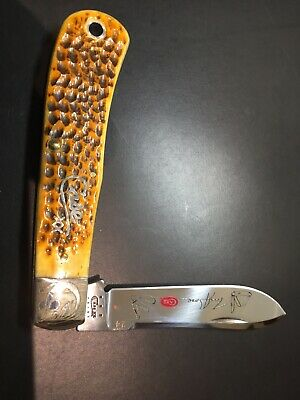 Case Brand Tony Bose Backpocket Knife (279)-