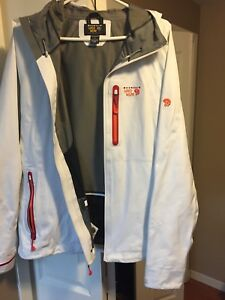 White Mountain hard wear women's xl ski jacket