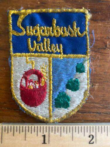 SUGARBUSH VALLEY ~ Vintage Ski Patch ~ Vermont