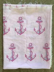 100% COTTON FABRIC MATERIAL CLOTHING ANCHOR New Farm Brisbane North East Preview