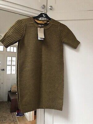 burberry dress size S