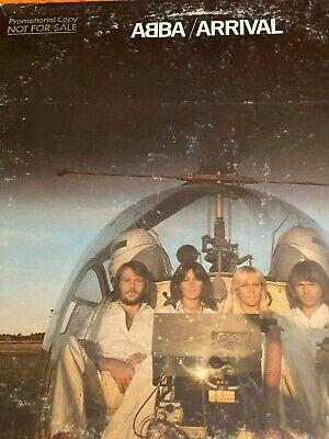 "ABBA * ARRIVAL""  MINT PROMO  LP"