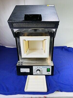 Ney Dentsply Ceramco Vulcan A-130 Dental Lab Or Jewelry Burn Out Furnace