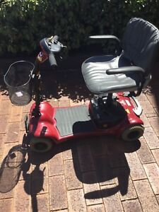 Mobility Scooter Shop Rider TE GK9 - Shoprider