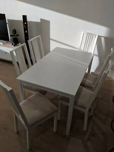 Dining Table and Chairs - IKEA
