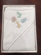 Baby towel in gift box. Caroline Springs Melton Area Preview