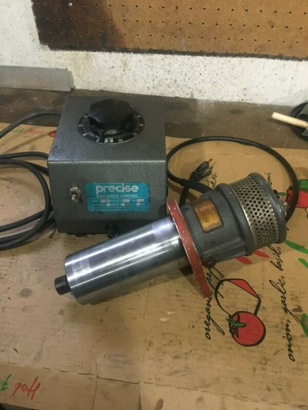 Precise Super 65 ID Toolpost Grinder Highspeed 45,000 RPM Quill Spindle