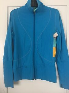 Lululemon reversible track jacket