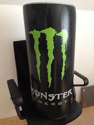 Monster Dose-Deko-Monster Energy-XXL- aufblasbarer Zylinder-Höhe-70 cm/Dm 30 NEU