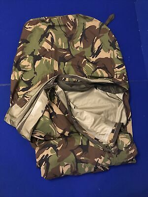 Dutch Military Hooped Bivi Sleeping Bag Cover DPM Gortex Shelter Cold Weather