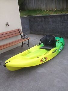 Kayak, RTM. LOKO, sit on top Huonville Huon Valley Preview