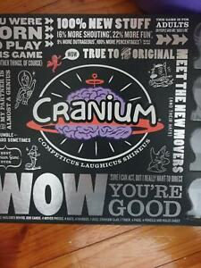 CRANIUM WOW YOU'RE GOOD ADULT BOARD GAME EXCELLENT CONDITION Panorama Mitcham Area Preview