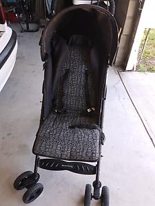 Bootiq single stroller Scribble Mika lay back stroĺler Moorooka Brisbane South West Preview