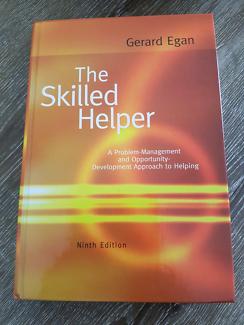 The skilled helper - Gerald Egan. Psychology