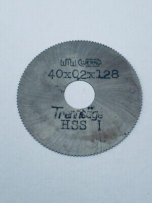 Scheibenfräser Dm 40,0 x 0,2mm