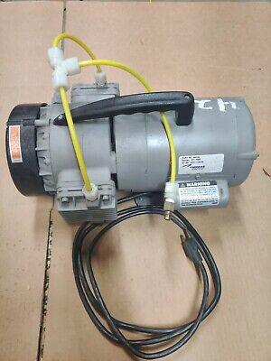 Thomas Pumps Compressors Gh-405b Air Compressor Vacuum Pump 13 Hp 115230 V