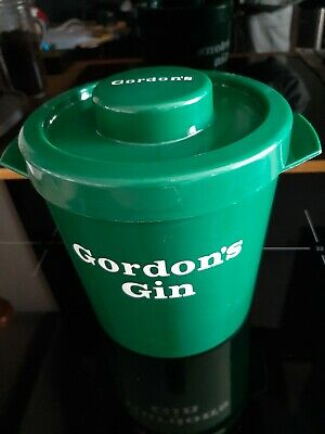 Gordons Gin Insulated Ice Bucket. Free Postage