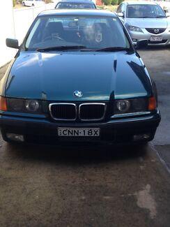1997 BMW 318i Sydney City Inner Sydney Preview